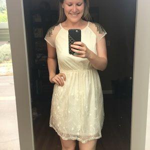 Dresses & Skirts - Lace Embellished Dress