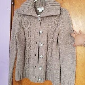 Ann Taylor LOFT size M sweater