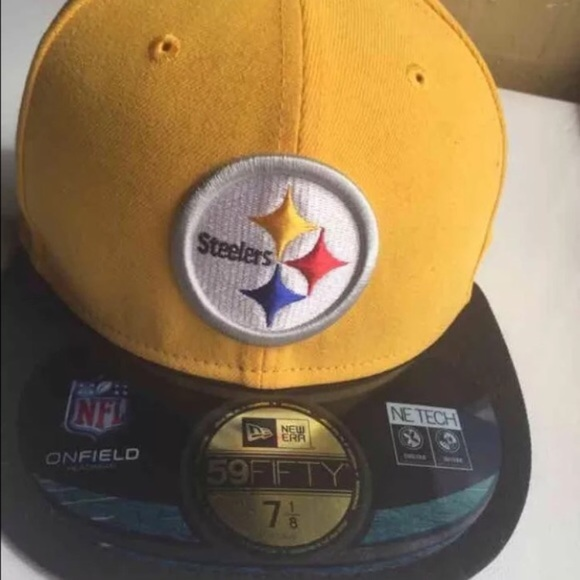 f177b3859af NFL Pittsburgh Steelers Fitted Cap