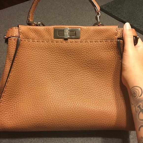 aea21016b0aa new arrivals fendi handbag authentic texas a3a93 27c18