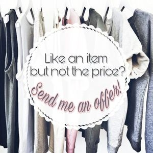 Other - ❤Accepting ALL Reasonable Offers! ❤