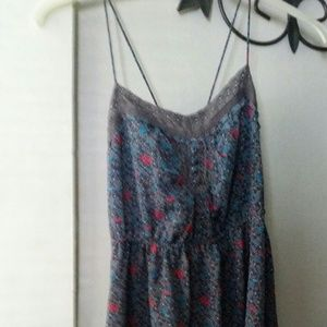 Dresses & Skirts - American Eagle dress with  spaghetti straps