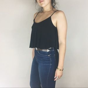 EXPRESS/ flowy crop