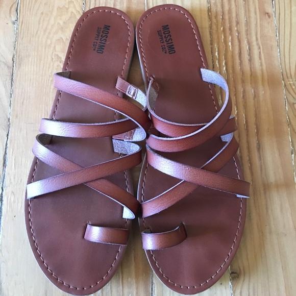 055e4d7580fa Mossimo Supply Co. Lina Slide Sandals. M 5966adbe713fde01c30089ff