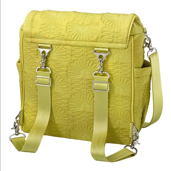 76 off petunia pickle bottom handbags petunia pickle bottom boxy embossed backpack union from. Black Bedroom Furniture Sets. Home Design Ideas