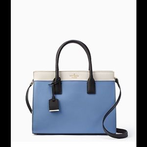 Kate Spade Cameron Street Candace satchel NWT