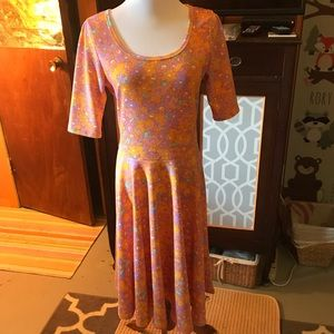 Lularoe pretty Nicole dress