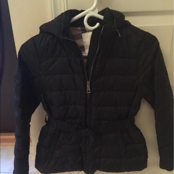 Burberry Other - Burberry Girls Winter Coat dde7d4b1a79e