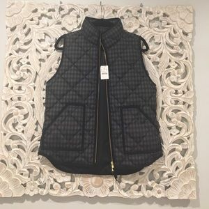 Jackets & Blazers - NWT J. Crew Excursion Vest