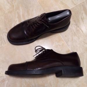 Bass Brown Dress Shoes