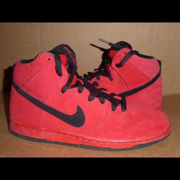 online retailer acf7d a0e17 ... coupon code for nike dunk high pro sb red devil size 10.5 298de 73510