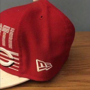 New Era Accessories - Cincinnati Reds Fitted Baseball Cap 275f5689c001