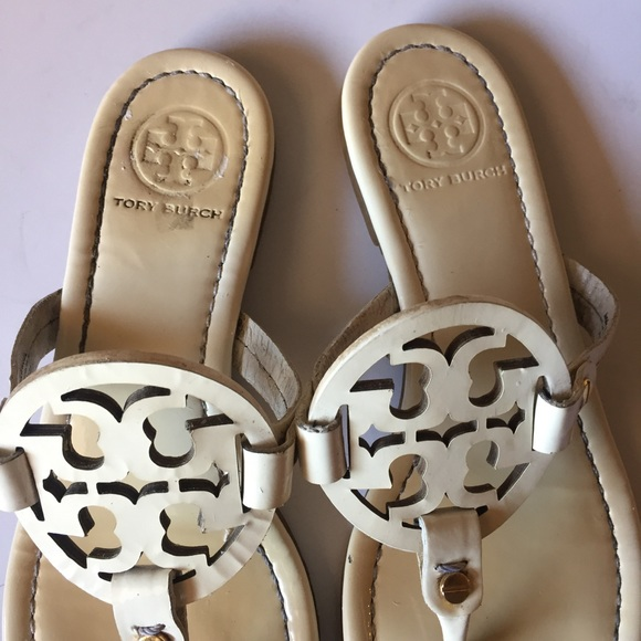 56 Off Tory Burch Shoes Tory Burch Miller Bleach White