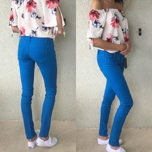 Pants - Blue Denim Pants