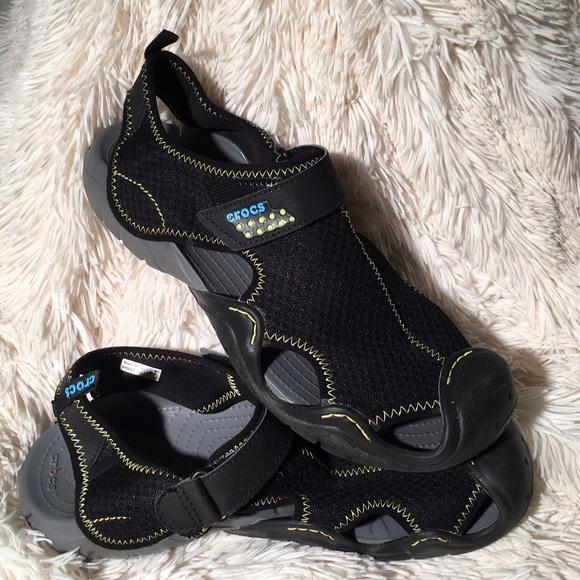ad10067c54ff5 CROCS Shoes - Crocs Men Swiftwater Sandal