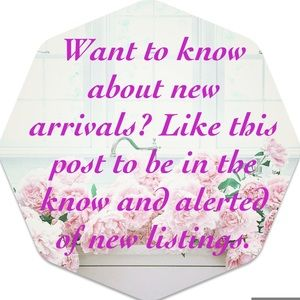 Like this listing to be informed of new postings!