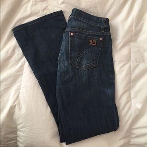 Joe's Jeans Size W 26 Fit: Honey