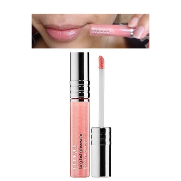 Clinique Makeup Air Kiss Long Lasting Lipgloss Poshmark