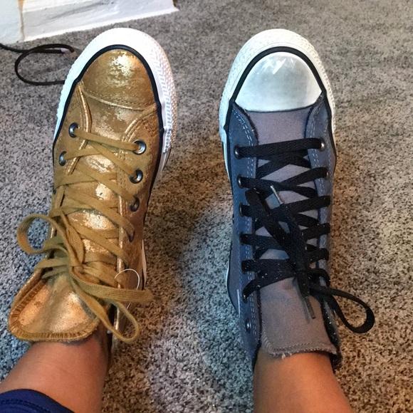 9da61031d270d9 Converse Shoes - 2 cute pair of chucks