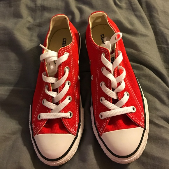Converse Other - Kids Red Converse 2e95cb1f1