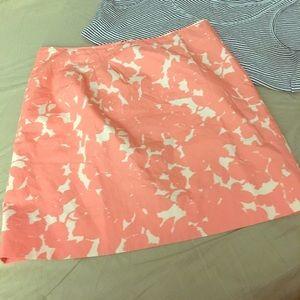 J.Crew Cotton Mini Skirt