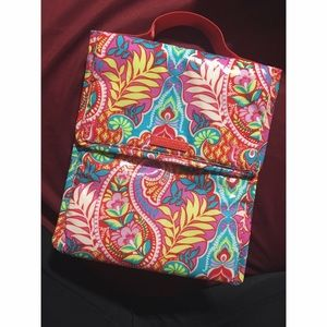 Vera Bradley lunch tote NWT: Paisley in Paradise