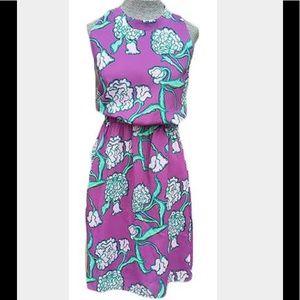 Lilly Pulitzer Harper Dress in Hollyhock