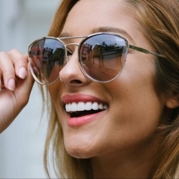 86691fc12539d Quay Cherry Bomb Sunglasses In Gold