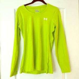 NWOT Under Armour fitted shirt (Medium)