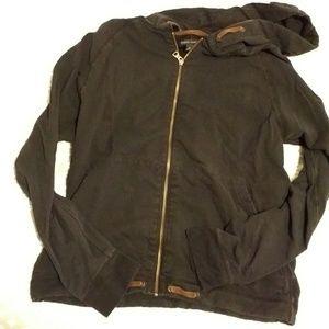Men's BR hooded sweatshirt