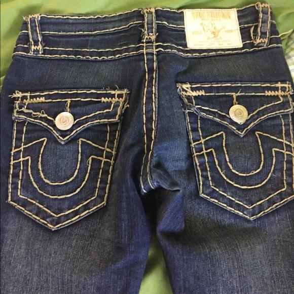 True Religion World Tour Jeans Size 27