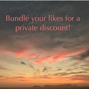 Accessories - Bundle your likes for a private discount!