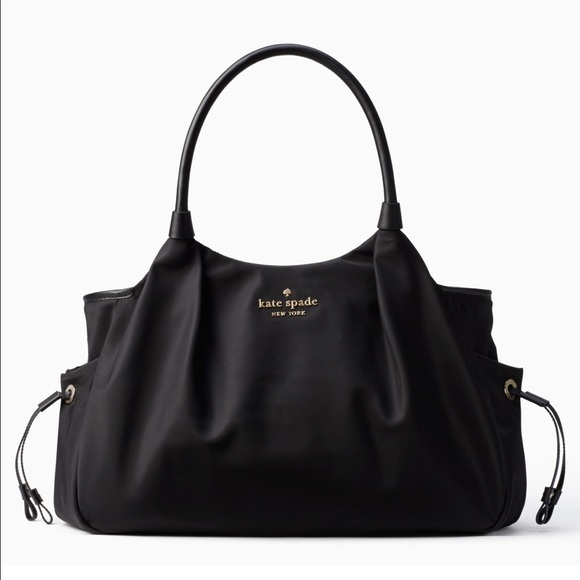 74 off kate spade handbags like new kate spade stevie diaper bag from aspin 39 s closet on. Black Bedroom Furniture Sets. Home Design Ideas