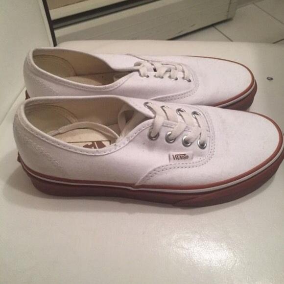 white vans womens 6