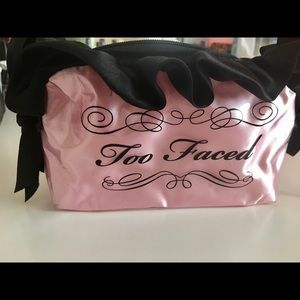 Too Faced Bags | Cosmetic Bags & Cases - on Poshmark