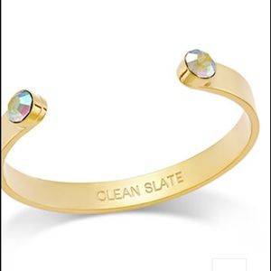 Kate Spade Gold colored cuff bracelet
