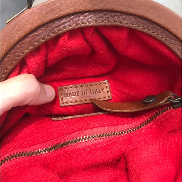 Burberry Bag With Lock
