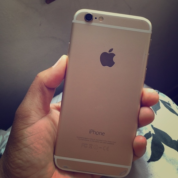 Other - I phone 6s , gold.