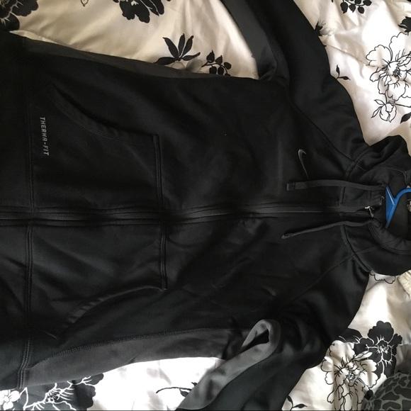 Nike Jackets & Blazers - Black nike jacket
