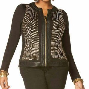 Jackets & Blazers - SALE! Plus Size Eye Popper Jacket