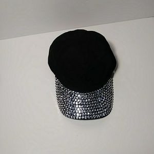 Accessories - Bling bling canvas cap