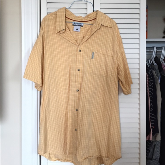 54 Off Columbia Other Men 39 S Xl Columbia Short Sleeve