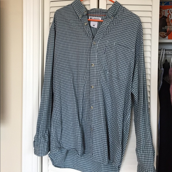 54 Off Columbia Other Men 39 S Xl Columbia Button Down