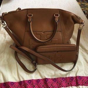 Tory brunch bag set