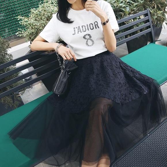 78ae888b Dior Tops - Dior J'Adior T-Shirt