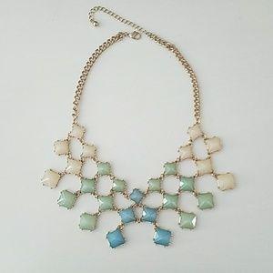 Jewelry - Seaside bib necklace NIB