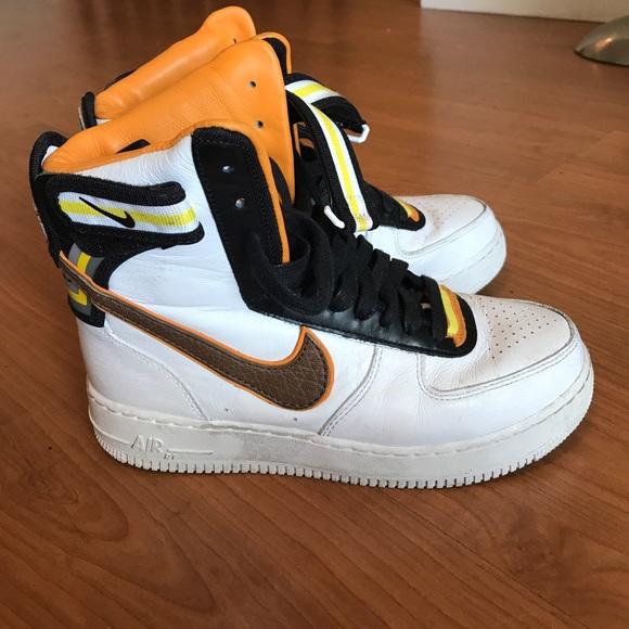 Nike Men's Tisci Givenchy Air 7 1 Force Riccardo ARc34Ljq5
