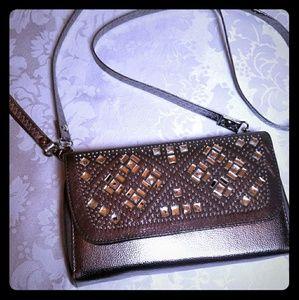 Handbags - NWT Convertible Crossbody/Wristlet/Clutch Bag