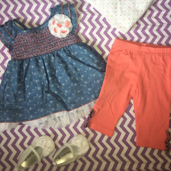 08643ef4b Little Lass Matching Sets