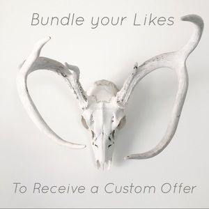 Feel Free to Make A Reasonable Offer! 🦌